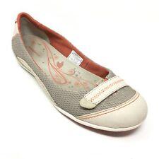 3d7d32aeb173 Women s Merrell Allegro Ballet Flats Shoe Size 7M Taupe Orange Leather  Casual S1