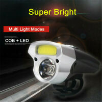 20000LM Waterproof LED Bike Bicycle Tail Light USB Rechargeable Headlight New