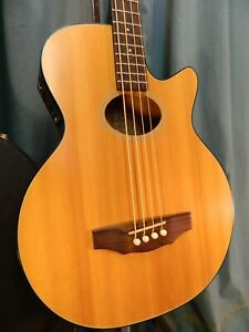 1994 Guild B-4 CEN, USA Made Acoustic Bass, Rare!!!!!, Ready to Play!