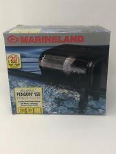 Marineland Penguin 150, Power Filter, 30 to 50-Gallon, 150 GPH - Free Shipping