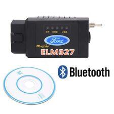 Forscan ELM327 Escáner Inalámbrico Bluetooth OBD2 OBDII Herramienta de diagnóstico con Interruptor