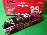Action 1:24 #29 Kevin Harvick Snap-on GM Goodwrench 2003 Monte Carlo