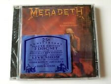 Megadeth Peace Sells But Who's Buying 2CD 25 Anniversary 2011 Brand New Sealed
