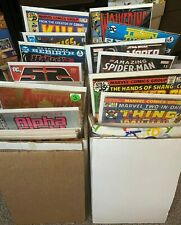 COMIC BOOK MIX LOT of 50 MOSTLY MODERN AGE DC MARVEL INDY BOOKS FREE SHIPPING!!!