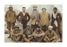Everest Expedition 1924 A4 reproduction picture poster with choice of frame