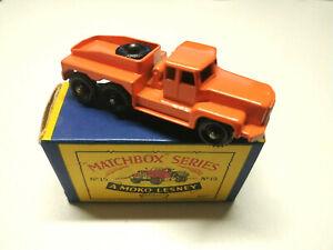Matchbox Atlantic Super Prime Mover Rotinoff RW 1 -75 Nr 15B in Mint + OVP MINT