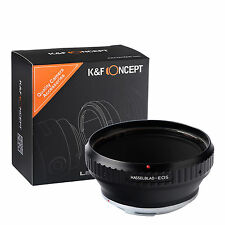 K&F Concept Lens Mount Adapter for Hasselblad Mount Lens to Canon EOS EF Camera