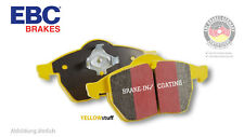 EBC Yellowstuff Sport-Bremsbeläge hinten,Hinterachse für Audi, Alfa, BMW, Merced