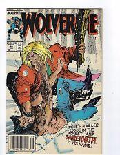 Wolverine # 10 Marvel VF or better 1st battle with Sabretooth