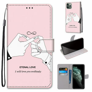 Etenal Love Antislip Wallet Hot Creative Stand Case Back Cover For Various Phone