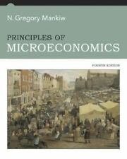 Principles of Microeconomics by N. Gregory Mankiw (2006, Paperback)
