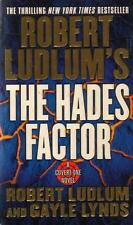 The Hades Factor by Gayle Lynds and Robert Ludlum (2001, PB)