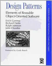 Design Patterns: Elements of Reusable Object-Oriented Software - Erich Gamma,
