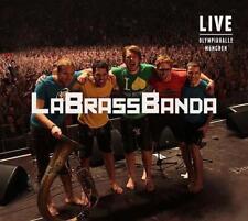 Live Olympiahalle München von LaBrassBanda (2013)