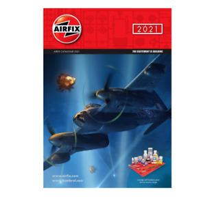 Airfix A78201 Airfix Humbrol 2021 Catalogue 146 Colour Pages