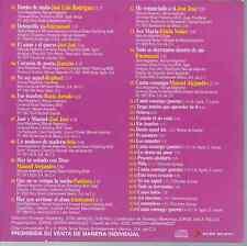 rare 80s BALADA 70s 80s CD slip DUEÑO DE NADA El Puma JEANETTE Rocio Jurado JOSE