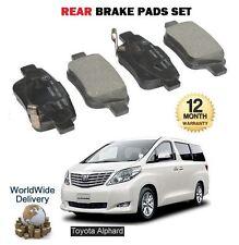 pour Toyota Alphard 2.4i 3.5 GRIS Importation 2008- > NEUF arrière