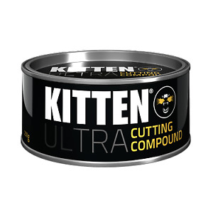 CUTTING COMPOUND Kitten Ultra 325g Restores Dull surfaces Removes old Paint