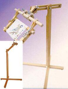 Elbesee Posilock Floor Stand For Cross Stitch & Needlework.