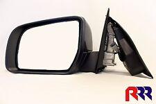 FORD RANGER PX UTE 2011-2015 NEW DOOR MIRROR BLACK ELECTRIC - PASSENGERS SIDE