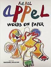 Karel Appel: Works on Paper #10375