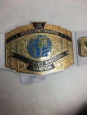 White Intercontinental Heavyweight Wrestling Champion Kids Belt wwe wwf