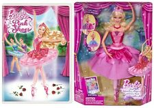 Barbie in the Pink Shoes Transforming Ballerina Kristyn Doll
