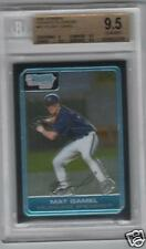 06 Bowman Chrome Mat Gamel RC 9.5 Gem Mint