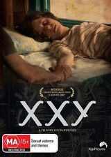 XXY DVD, 2009 lucia puenzo Spanish with English subtitles