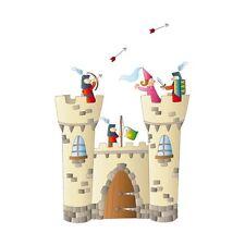 Adesivo cameretta Il castello Acte Deco