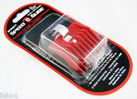 """Speed-O-Guide Clipper Comb Guide 0 - 3/16"""" Fits ANDIS OSTER WAHL"""