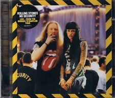 Rolling Stones No Security CD
