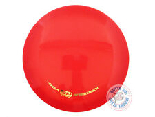 New Dga Sp Line Aftershock 162g Red Gold Foil Midrange Golf Disc