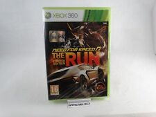 NEED FOR SPEED THE RUN LIMITED EDITION MICROSOFT XBOX360 PAL ITA NUOVO SIGILLATO
