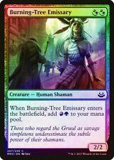 Burning-Tree Emissary FOIL Modern Masters 2017 NM Common CARD ABUGames