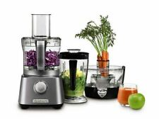 Juicer and Food Processor in Gunmetal - Cuisinart® Kitchen Central with Blender