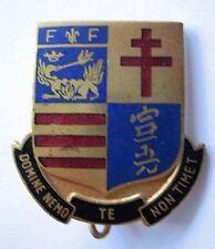Marine Commandant  insigne Augis
