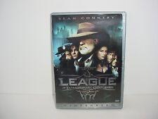 The League of Extraordinary Gentlemen DVD Movie