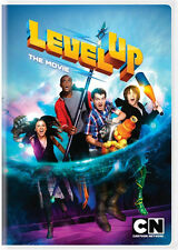 Level Up - The Movie (DVD) Cartoon Network NEW