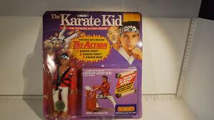 (Lot 695) Remco KARATE KID 1986 DANIEL LARUSSO SPRING LOADED ACTION FIGURE
