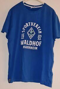 Matchworn Waldhof Mannheim Trainingsshirt signiert vom Trainer