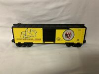 ✅LIONEL CARNEGIE SCIENCE CENTER BOX CAR 6-52432! PITTSBURGH PENNSYLVANIA TRAIN