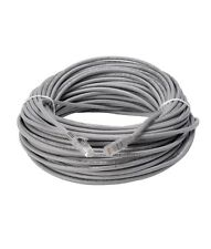 Lorex 100 ft. Cat 5E Gray In-Wall Rated Extension Cable
