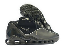 [305078-001] NIKE SHOX VC II BLACK METALLIC SILVER MEN SNEAKERS Sz 13