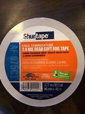Shurtape Af 975ct Silver Aluminum Foil Tape 377 Wide X 503 Yd 20 Mil