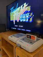 Final Fight Guy Snes Super Nintendo Cart Retro Game