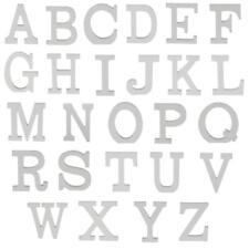 Wooden Alphabet Letters Symbols Standing Wall Door Hanging Wedding Decor A