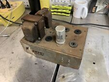 Antique Thordarson Amplifier Chassis Model T-32W10 70 Watts For Parts