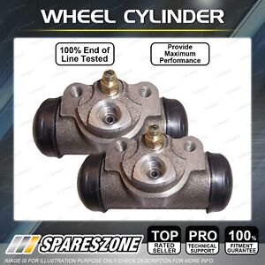 2 Rear Wheel Cylinders L+ R for Chrysler Valiant/Charger VF VG VH VJ VK CH CJ CK