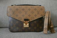 Sale! EUC Authentic 2019 Louis Vuitton LV Bag Monogram Pochette Metis Reverse